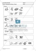 Lernzielkontrolle - Texte schreiben: Vorgangsbeschreibung - Rezept Preview 4