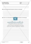 Lernzielkontrolle - Texte schreiben: Inhaltsangabe Preview 6