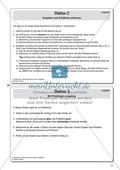 Satzbau - Station 2 und 3: Subjekte und Prädikate Preview 1