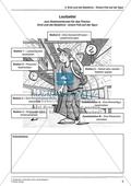 Emil und die Detektive - Stationenarbeit: Laufzettel Preview 1