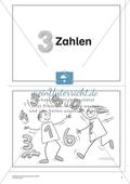 Geometrisches Zeichnen - Deckblatt zu Zahlen Preview 1