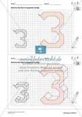 Geometrisches Zeichnen - Verdoppelung der Größe vorgegebener Zahlen bis 5 Preview 10