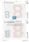 Geometrisches Zeichnen - Verdoppelung der Größe vorgegebener Zahlen bis 10 Preview 8