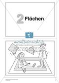 Geometrisches Zeichnen - Deckblatt zu Flächen Preview 1