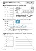 Addition bis Tausend - Entdeckerpäckchen zur Übung der Addition von Zehnern und Einern Preview 2