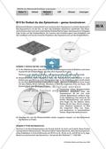 Mathematik_neu, Sekundarstufe I, Raum und Form, Geometrische Objekte, körper und ihre eigenschaften, körpernetze (s1), kugel (s1/ körper und ihre eigenschaften, körpernetze)