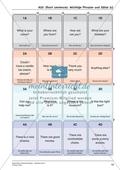Spielerische Wortschatzübungen auf hohem Anforderungsniveau: Adjektive und wichtige Phrasen übersetzen Preview 6