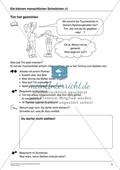 Die kleinen menschlichen Schwächen - Stehlen: Eine Situation beurteilen + Argumente gegen das Stehlen erarbeiten Preview 1