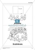 Was ist Religionsunterricht: Kindersegnungen - Du bist zu klein Preview 5