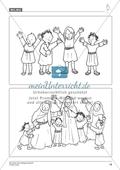 Was ist Religionsunterricht: Kindersegnungen - Jesus und die Kinder Preview 5