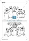 Was ist Religionsunterricht: Kindersegnungen - Jesus und die Kinder Preview 6