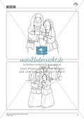 Abraham und Sara bekommen einen Auftrag - Geschichte anhand von Bildern nachvollziehen + Einen fiktiven Koffer packen Preview 4