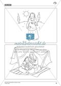 Abraham und Sara - Isaaks Geburt: Geschichte anhand von Bildern nachvollziehen + Wunschkinder Gottes identifizieren Preview 2