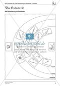 Das Orchester: Instrumente und Sitzordnung Preview 2