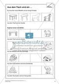 Kunstunterricht rund um das Thema Zoo - Bleistiftzeichnungen anfertigen Preview 1