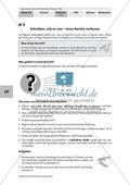 Deutsch_neu, Deutsch, Primarstufe, Sekundarstufe II, Sekundarstufe I, Schreiben, Sprache, Schreibprozesse initiieren, Sprachbewusstsein, Schreibverfahren, Pragmatisches Schreiben, Berichten