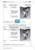 Gumboot Dance: Eigene Schrittfolgen entwickeln und üben Preview 5