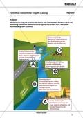 Hochwasser - Einfluss menschlicher Eingriffe: Abbildung beschriften + Gründe für den Anstieg der Hochwassergefahr erarbeiten Preview 2