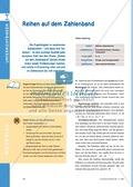 Mathematik, Zahlen & Operationen, Grenzprozesse & Approximation, Grundrechenarten, Einmaleins, Zahlenreihe, Division, teilen