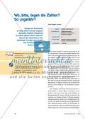 Mathematik, Zahlen & Operationen, Arithmetik, Zahlentheorie, überschlagen