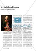 Aufgeklärter Absolutismus im östlichen Europa: Ein historischer Vergleich zwischen der Habsburgermonarchie und dem Russischem Reich Preview 2