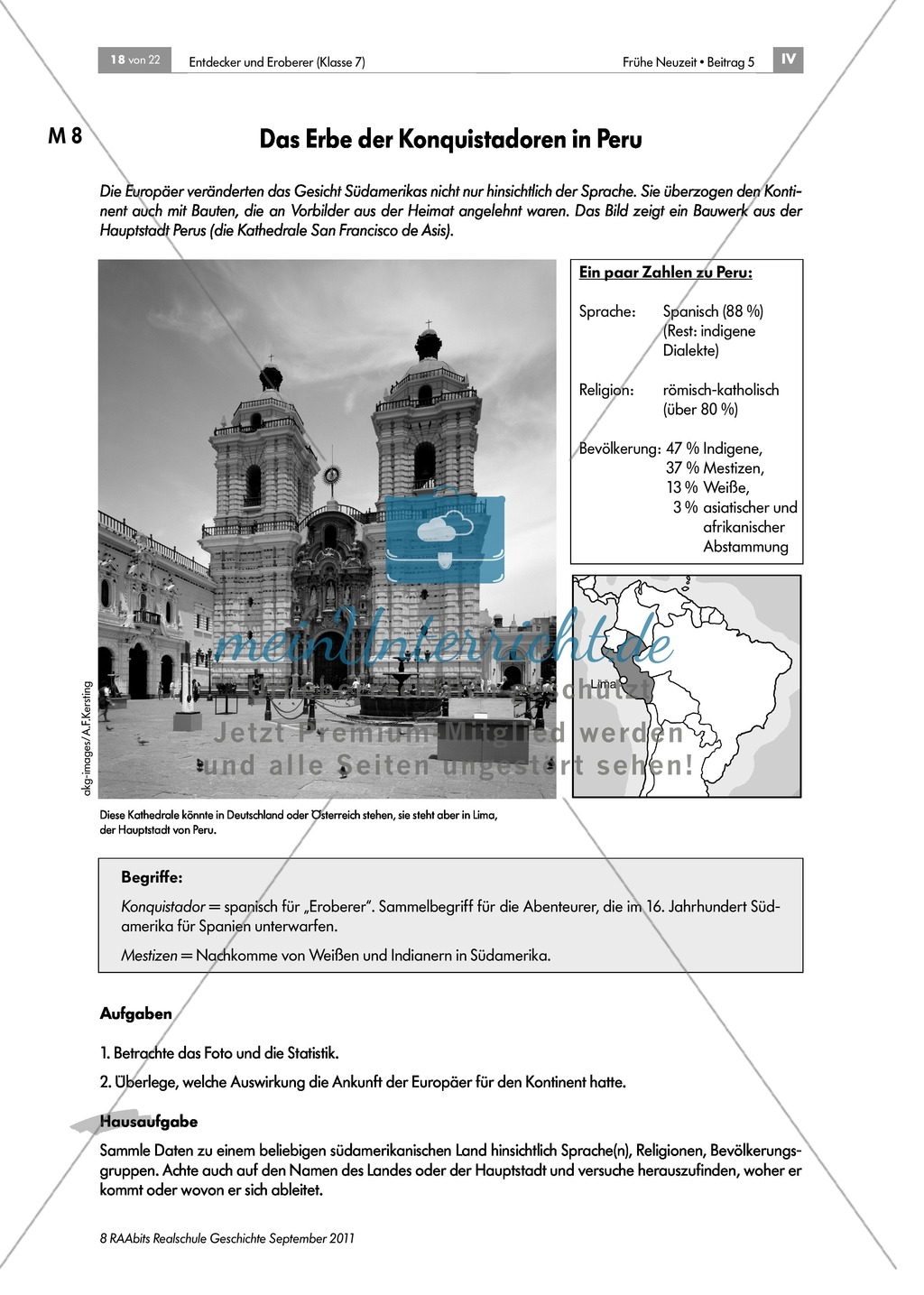 Entdecker und Eroberer: Folgen der europäischen Expansion Preview 1