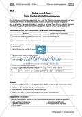 Thema Bewerbung: Lebenslauf und Anschreiben zielorientiert, überzeugend und formal korrekt verfassen Preview 5