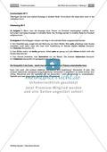 Ein Protokoll schreiben: Abkürzungen kennen lernen + Indirekte Rede + Verwendung verschiedener temporaler Adverbien Thumbnail 6