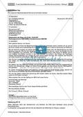 Private Geschäftsbriefe schreiben: Einen Übungsbrief verfassen + Überblick Preview 4