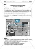 Ein Schaubild interpretieren: Die grafische Gestaltung Form, Farbe und Bild analysieren Preview 3