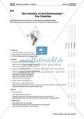 Deutsch, Zeitungen, Medien, Didaktik, Analyse von Zeitungen, Film und Fernsehen, Unterrichtsmethoden, Aufbau von Kompetenzen, Zeitschriftenwerbung analysieren, Werbung analysieren, AIDA-Strategie anwenden
