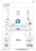 Die Mitmach-Erlebnisfibel: Übungen zum Buchstaben M Preview 1