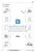 Die Mitmach-Erlebnisfibel: Übungen zum Buchstaben M Preview 2