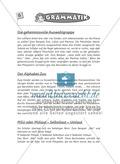 Spielideen Deutschunterricht: Grammatik Preview 2