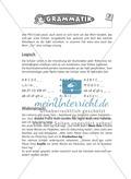 Spielideen Deutschunterricht: Grammatik Preview 3