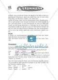 Spielideen Deutschunterricht: Grammatik Preview 6