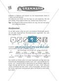 Spielideen Deutschunterricht: Grammatik Preview 8