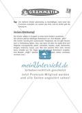 Spielideen Deutschunterricht: Grammatik Preview 9