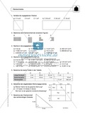 Bestimmung von Flächeninhalten und Umrechnung von Flächenmaßeinheiten Preview 3