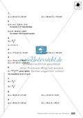 Klassenarbeit zur Flächenberechnung von Vielecken Preview 3