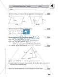 Lernkontrolle zur Flächenberechnung von Vielecken Preview 1