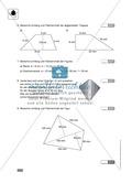 Lernkontrolle zur Flächenberechnung von Vielecken Preview 2