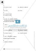 Lernkontrolle zur Flächenberechnung von Vielecken Preview 3