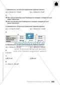 Vorschlag zu einer Klassenarbeit zur Flächenberechnung von Vielecken Preview 3