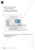 Klassenarbeit zur Berechnung von Oberfläche und Volumen von Holzbalken und Farbe für Holzkisten Preview 3