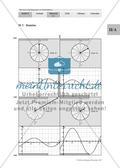 Mathematik, funktionaler Zusammenhang, Funktion, Analysis, trigonometrische Funktion, Zeigerdiagramm