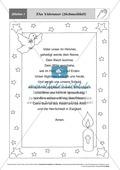 Zu Gott sprechen - beten: Und führe uns nicht in Versuchung. Arbeitsmaterial mit Erläuterungen Preview 2