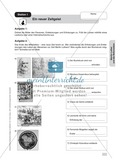 Martin Luther: Ein neuer Zeitgeist. Arbeitsmaterial mit Erläuterungen Preview 1