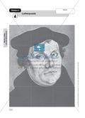 Martin Luther: Ein Puzzle. Arbeitsmaterial mit Erläuterungen Preview 1