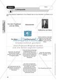 Martin Luther: Ein Puzzle. Arbeitsmaterial mit Erläuterungen Preview 3